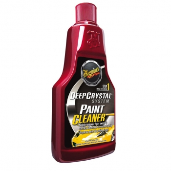 Meguiars Step 1 Deep Crystal Paint Cleaner A3016EU