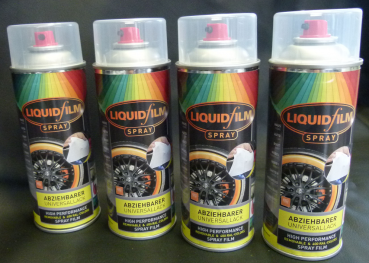 LIQUIDFILM SPRAY - SPRAY FILM