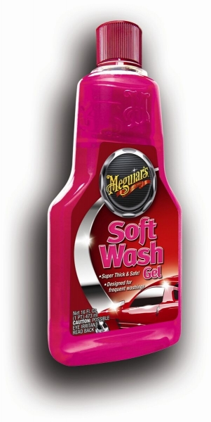 Meguiars Soft Wash Gel A2516DE
